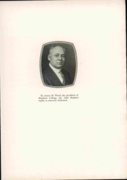 Page 13, 1928 Edition, Stephens College - Stephensophia Yearbook (Columbia, MO) online yearbook collection