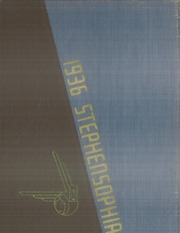 Stephens College - Stephensophia Yearbook (Columbia, MO) online yearbook collection, 1936 Edition, Page 1