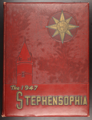 Stephens College - Stephensophia Yearbook (Columbia, MO) online yearbook collection, 1947 Edition, Page 1