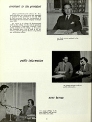 Page 12, 1955 Edition, Stephens College - Stephensophia Yearbook (Columbia, MO) online yearbook collection