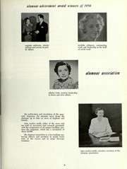 Page 13, 1955 Edition, Stephens College - Stephensophia Yearbook (Columbia, MO) online yearbook collection