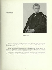 Page 7, 1955 Edition, Stephens College - Stephensophia Yearbook (Columbia, MO) online yearbook collection