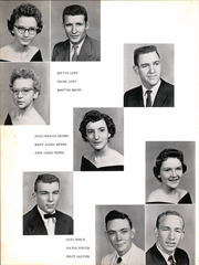 Page 16, 1959 Edition, Benton High School - Growl Yearbook (Benton, MS) online yearbook collection