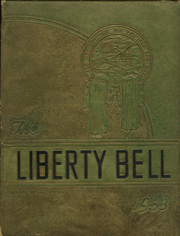 1953 Edition, Liberty High School - Liberty Bell Yearbook (Liberty, MS)
