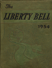 Page 1, 1954 Edition, Liberty High School - Liberty Bell Yearbook (Liberty, MS) online yearbook collection