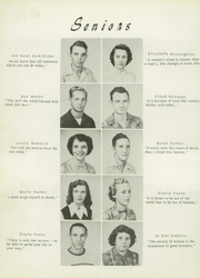 Page 12, 1954 Edition, Liberty High School - Liberty Bell Yearbook (Liberty, MS) online yearbook collection