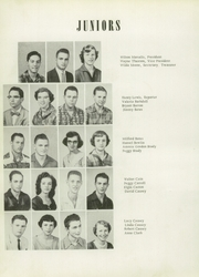 Page 14, 1954 Edition, Liberty High School - Liberty Bell Yearbook (Liberty, MS) online yearbook collection