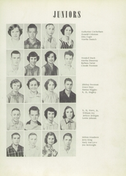Page 15, 1954 Edition, Liberty High School - Liberty Bell Yearbook (Liberty, MS) online yearbook collection