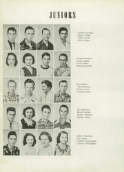 Page 16, 1954 Edition, Liberty High School - Liberty Bell Yearbook (Liberty, MS) online yearbook collection