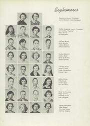 Page 17, 1954 Edition, Liberty High School - Liberty Bell Yearbook (Liberty, MS) online yearbook collection