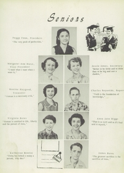 Page 9, 1954 Edition, Liberty High School - Liberty Bell Yearbook (Liberty, MS) online yearbook collection