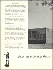 Page 6, 1960 Edition, Belzoni High School - Redskin Yearbook (Belzoni, MS) online yearbook collection
