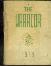 1969 Edition, East Tallahatchie High School - Warrior Yearbook (Charleston, MS)