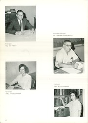Page 16, 1969 Edition, East Tallahatchie High School - Warrior Yearbook (Charleston, MS) online yearbook collection