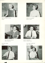 Page 17, 1969 Edition, East Tallahatchie High School - Warrior Yearbook (Charleston, MS) online yearbook collection