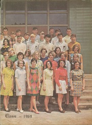 Page 3, 1969 Edition, East Tallahatchie High School - Warrior Yearbook (Charleston, MS) online yearbook collection