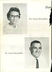 Page 6, 1969 Edition, East Tallahatchie High School - Warrior Yearbook (Charleston, MS) online yearbook collection