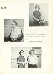 Page 7, 1969 Edition, East Tallahatchie High School - Warrior Yearbook (Charleston, MS) online yearbook collection