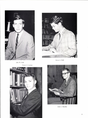 Page 15, 1966 Edition, Babson College - Babsonian Yearbook (Wellesley, MA) online yearbook collection