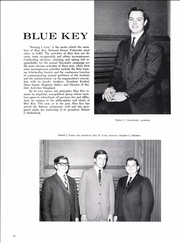 Page 16, 1966 Edition, Babson College - Babsonian Yearbook (Wellesley, MA) online yearbook collection