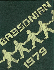 1979 Edition, Babson College - Babsonian Yearbook (Wellesley, MA)