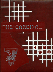 1960 Edition, Tunica County High School - Cardinal Yearbook (Tunica, MS)