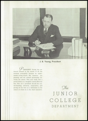 Page 11, 1943 Edition, Jones County Agricultural High School - Radionian Yearbook (Ellisville, MS) online yearbook collection