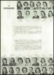 Page 14, 1943 Edition, Jones County Agricultural High School - Radionian Yearbook (Ellisville, MS) online yearbook collection