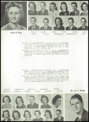 Page 16, 1943 Edition, Jones County Agricultural High School - Radionian Yearbook (Ellisville, MS) online yearbook collection