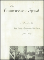 Page 5, 1943 Edition, Jones County Agricultural High School - Radionian Yearbook (Ellisville, MS) online yearbook collection