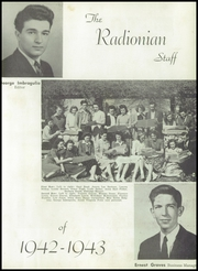 Page 7, 1943 Edition, Jones County Agricultural High School - Radionian Yearbook (Ellisville, MS) online yearbook collection