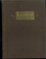 Page 1, 1924 Edition, Minnesota State University - Katonian Yearbook (Mankato, MN) online yearbook collection