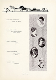 Page 15, 1924 Edition, Minnesota State University - Katonian Yearbook (Mankato, MN) online yearbook collection
