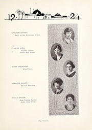 Page 17, 1924 Edition, Minnesota State University - Katonian Yearbook (Mankato, MN) online yearbook collection