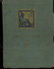 1925 Edition, Minnesota State University - Katonian Yearbook (Mankato, MN)