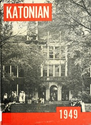 1949 Edition, Minnesota State University - Katonian Yearbook (Mankato, MN)