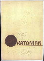 1953 Edition, Minnesota State University - Katonian Yearbook (Mankato, MN)