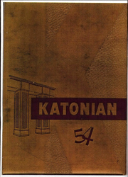 Page 1, 1954 Edition, Minnesota State University - Katonian Yearbook (Mankato, MN) online yearbook collection