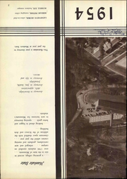 Page 10, 1954 Edition, Minnesota State University - Katonian Yearbook (Mankato, MN) online yearbook collection