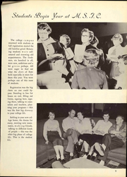 Page 15, 1954 Edition, Minnesota State University - Katonian Yearbook (Mankato, MN) online yearbook collection
