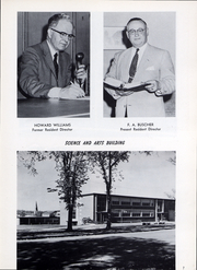 Page 10, 1957 Edition, Minnesota State University - Katonian Yearbook (Mankato, MN) online yearbook collection