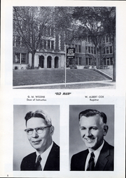 Page 11, 1957 Edition, Minnesota State University - Katonian Yearbook (Mankato, MN) online yearbook collection