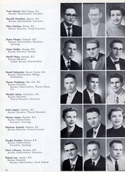 Page 15, 1957 Edition, Minnesota State University - Katonian Yearbook (Mankato, MN) online yearbook collection
