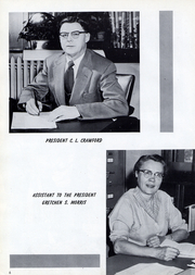 Page 9, 1957 Edition, Minnesota State University - Katonian Yearbook (Mankato, MN) online yearbook collection