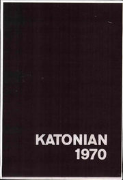 1970 Edition, Minnesota State University - Katonian Yearbook (Mankato, MN)