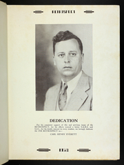 Page 9, 1938 Edition, Moorhead Agricultural High School - Retrospect Yearbook (Moorhead, MS) online yearbook collection
