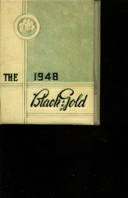 1948 Edition, Bass High School - Black and Gold Yearbook (Greenville, MS)