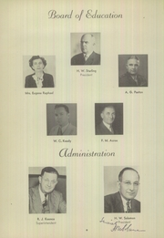 Page 12, 1948 Edition, Bass High School - Black and Gold Yearbook (Greenville, MS) online yearbook collection