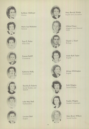 Page 14, 1948 Edition, Bass High School - Black and Gold Yearbook (Greenville, MS) online yearbook collection