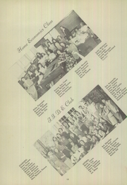 Page 16, 1948 Edition, Bass High School - Black and Gold Yearbook (Greenville, MS) online yearbook collection